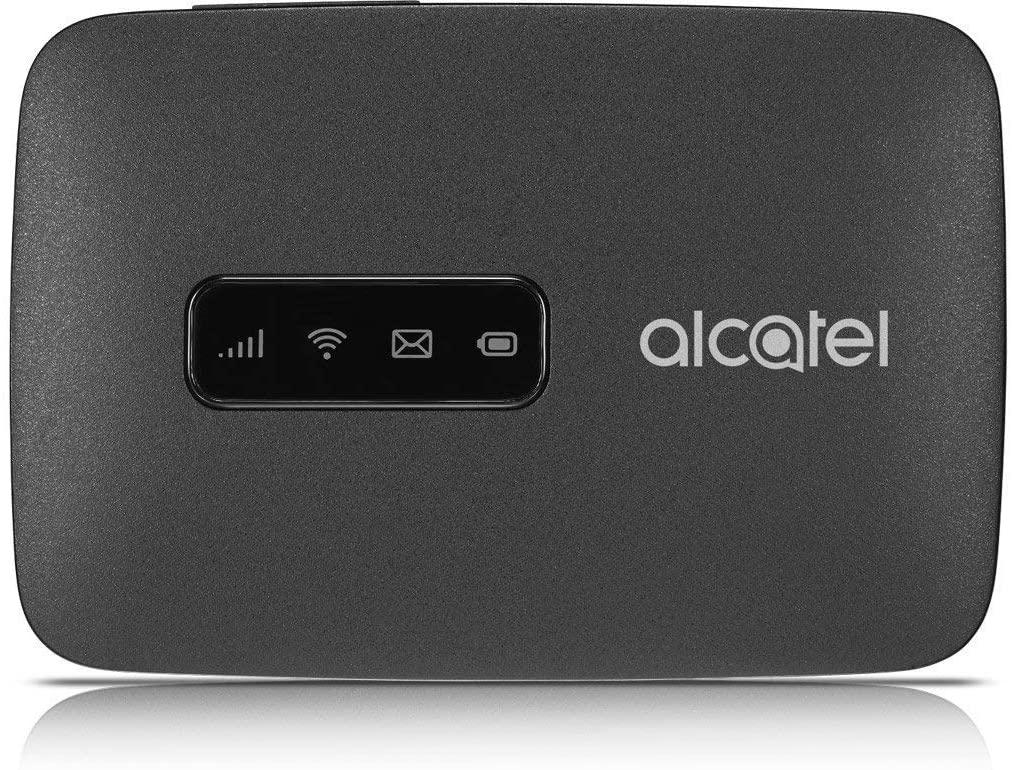 Alcatel Link Zone 4G LTE Global MW41NF-2AOFUS1 Wi-Fi móvel de fábrica desbloqueado GSM Até 15 usuários WiFi