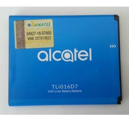 Bateria Alcatel U3 4055j Original Com Garantia De 90 Dias