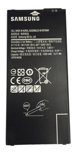 Bateria Galaxy J7 Prime Sm-g610 Samsung Original 3300mah