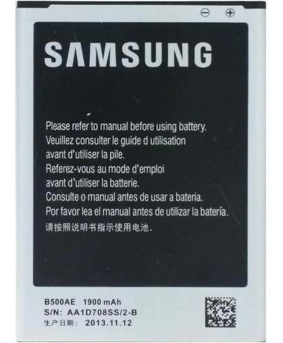 Bateria Galaxy S4 Mini Gt-i9192 /9195 /9190 Original