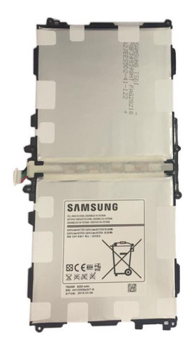 Bateria Galaxy Tab S Sm-t800 7.900 Mah 3.8v Original Samsung