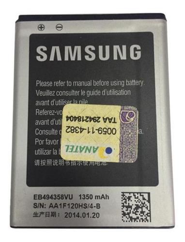 Bateria Samsung Galaxy Ace / Pro / Fit / Y Pro Duos Original
