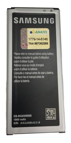Bateria Samsung Galaxy Alpha Sm-g850 1860mah Gh96-07804a
