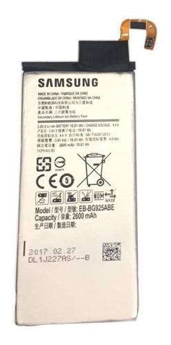 Bateria Samsung Galaxy S6 Edge Gh43-04420b Original Sm-g925