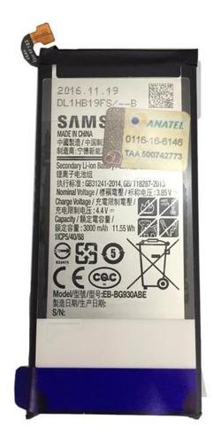 Bateria Samsung Galaxy S7 G930f 3000mah Gh43-04574c Original