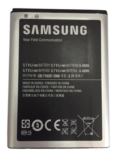 Bateria Samsung Galaxy X Gt-i9250 Original Gh43-03628a