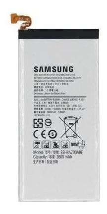 Bateria Samsung Original Galaxy A7 A700 E7 E700 3.7 V