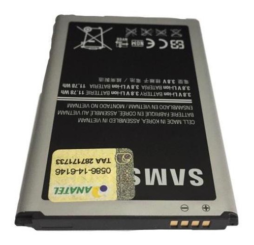 Bateria Samsung Original Galaxy Note 3 Neo Duos Gh43-04173a