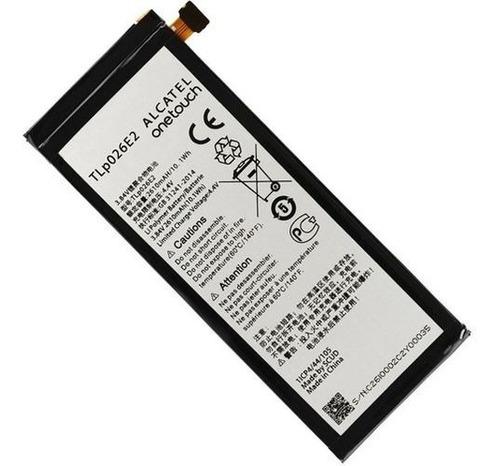 Bateria Smartphone Alcatel Idol 4 6055b Nova Com Garantia