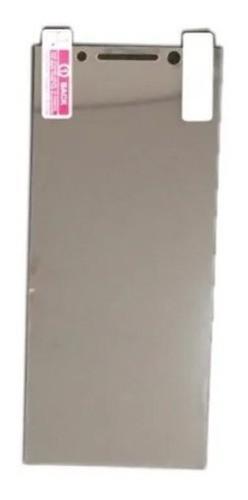 Capa Acrílico + Película Protetora (plástico) Tcl T7 5186d