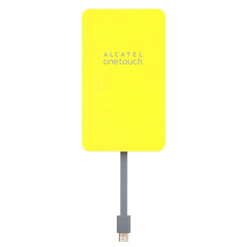 Carregador Portátil Power Bank Pb50 3020mah Amarelo - Alcatel