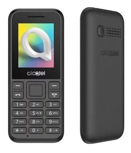 Celular Alcatel 1066d Tela 1.8 Qqvg Câmera 0.8mp Preto