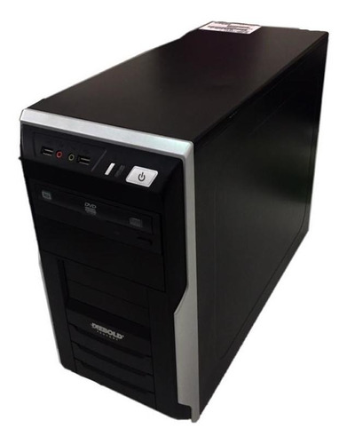 Desktop Semi-novo Diebold Processador Core2 Duo 8gb/500gb