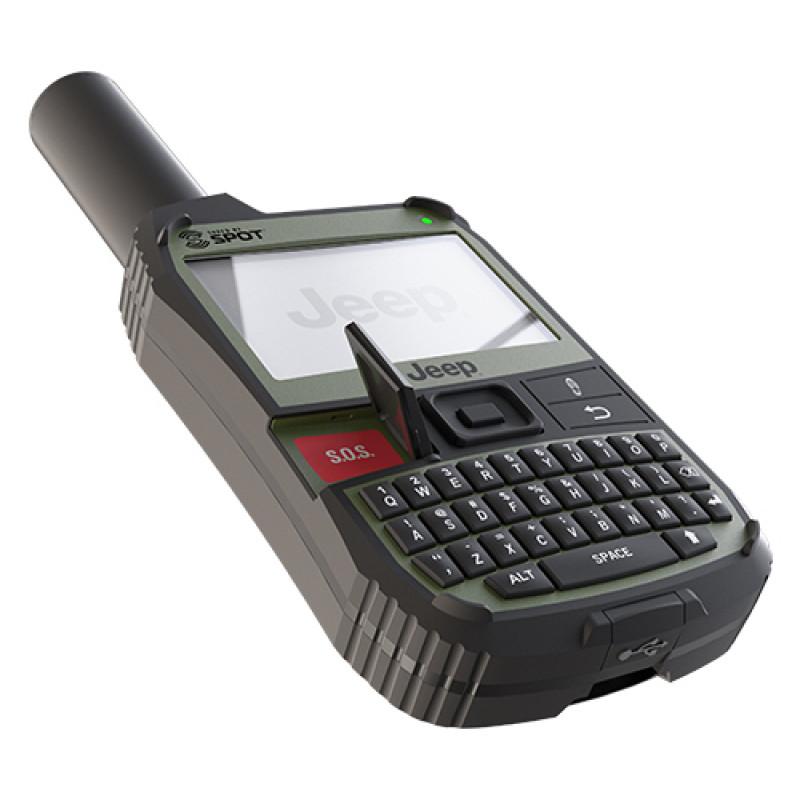 Comunicador Satelital Spot X Jeep Bidirecional Com Bluetooth