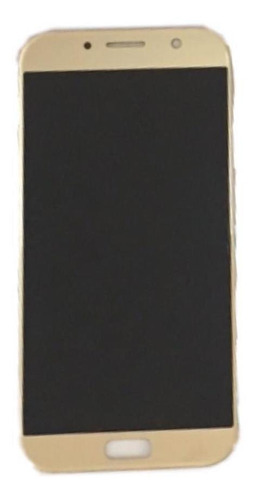 Conjunto Frontal Samsung Galaxy A7 2017 Sm-a720 Gold