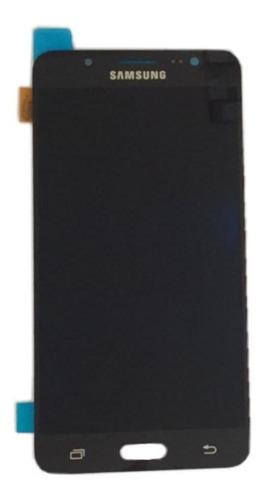 Conjunto Frontal Samsung Galaxy J5 Metal Sm-j510 Preto