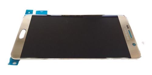 Conjunto Frontal Samsung Galaxy Note 5 Sm-n920g Dourado