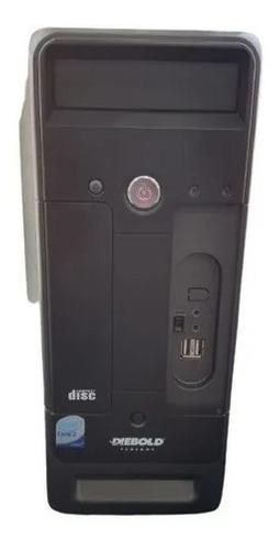 Desktop Diebold Dt9850 I3 Ram 8gb/hd 500gb Windows 7 - 90 dias de garantia
