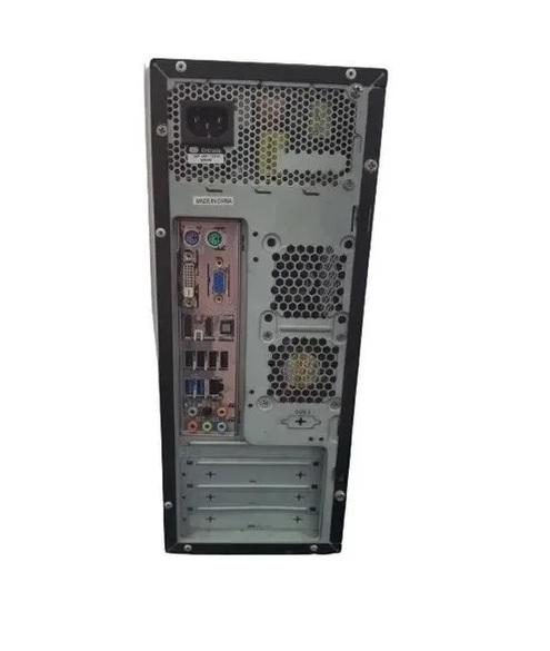Desktop Diebold Processador Intel Core 2 Duo E8400 RAM 4gb / HD 500gb