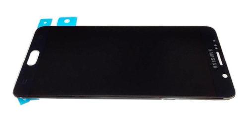 Frontal Completo Samsung Galaxy Note 5 Sm-n920 Preto