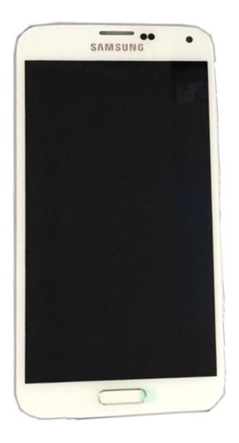 Frontal+lcd Samsung Galaxy S5 Sm-g900md Branco Original