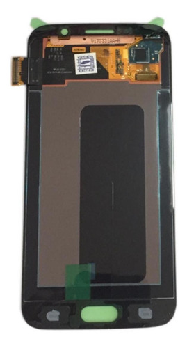 Frontal Touch Lcd Samsung Galaxy S6 Sm-g920 S6 Preto
