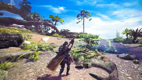 Game Monster Hunter World Ps4 - Físico Novo Lacrado Original
