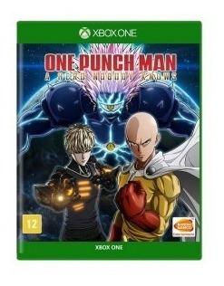 Game One Punch Man Xbox One Mídia Física - Novo Lacrado