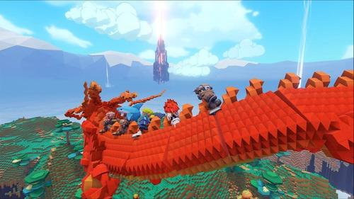 Game Pixark Ps4 Mídia Física - Novo Lacrado Original