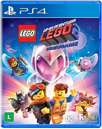 Game Uma Aventura Lego 2 Ps4 Mídia Física - Novo Lacrado