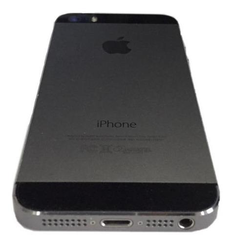 IPHONE 5S GRAY 16GB GSM REEMBALADO 90 DIAS DE GARANTIA