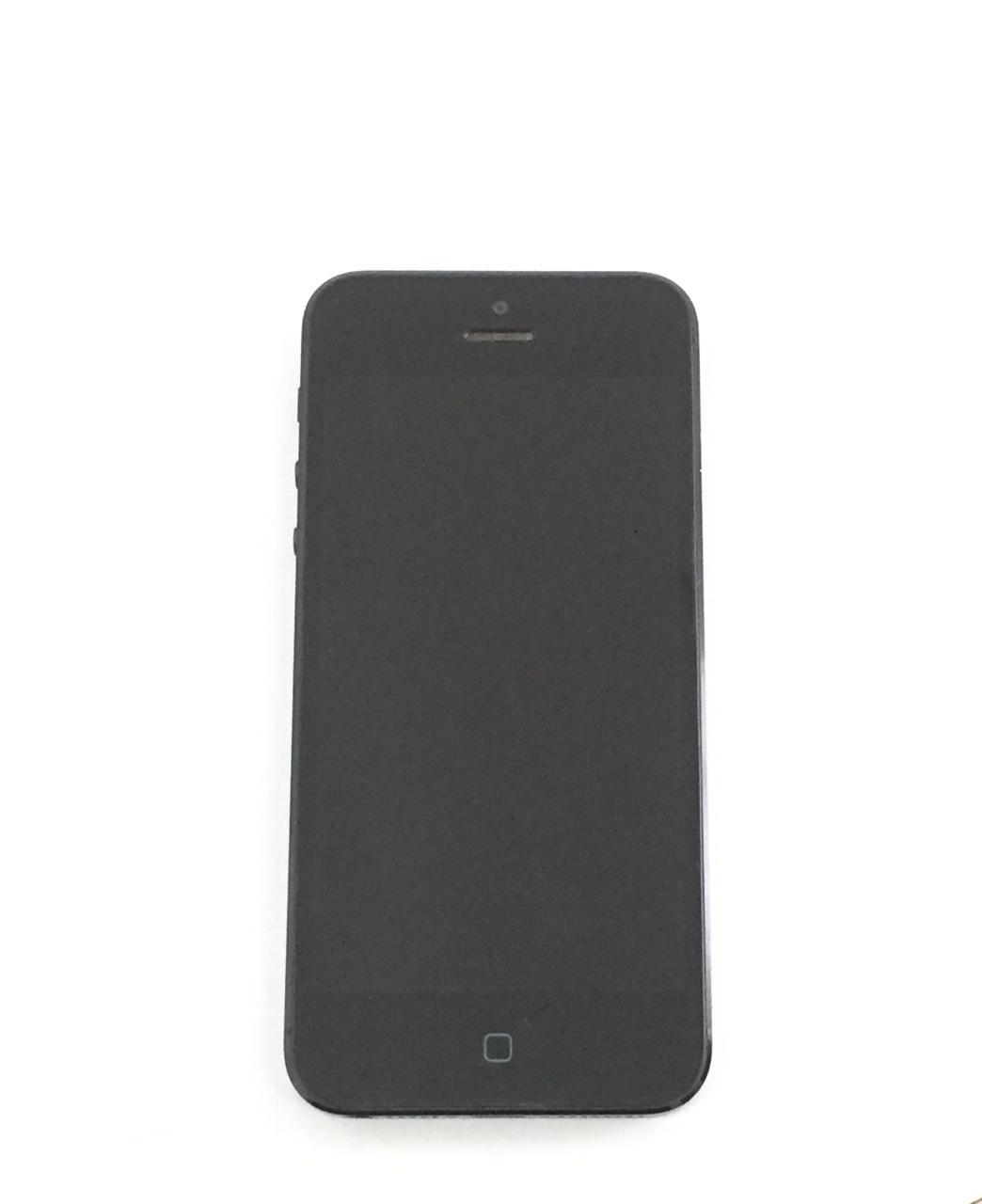 """iPhone 5 4G Tela Retina 4"""" 16GB/1GB processador 1.3 Dual Core 8MP/ 1,2MP IOS 9 - Recondicionado"""