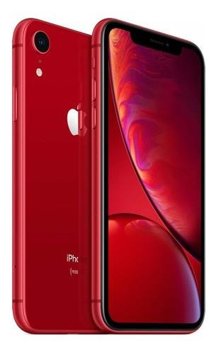 iPhone XR 128 Gb (product)red 90 dias de garantia