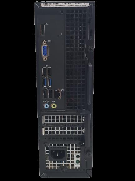 Microcomputador Desktop Optiplex 3020 I3 / G3250 RAM 6GB HD 500GB Windows 7 Pro Ativado