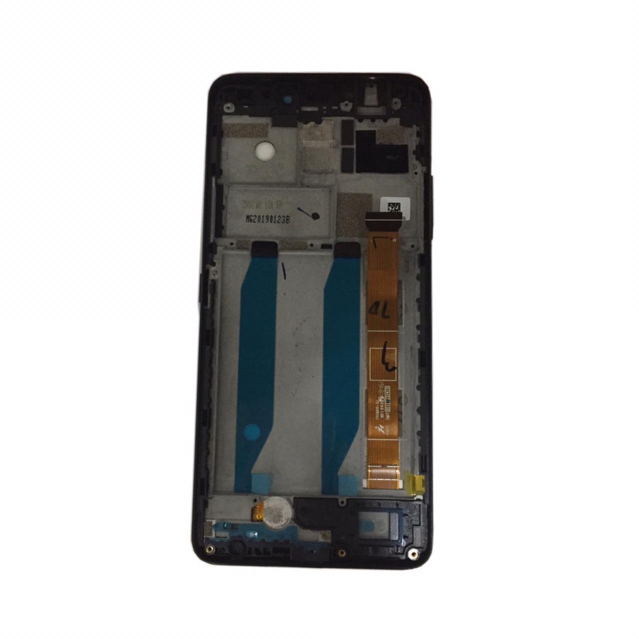 MODULO TOUCH + LCD PRETO 5199 TCL C9