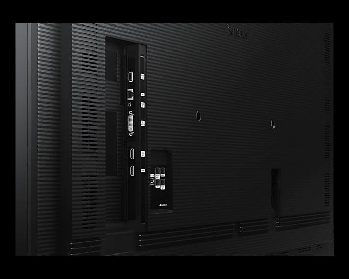 Monitor Samsung Profissional 43 Qm43r Uhd 4k Led 4k Wi-fi