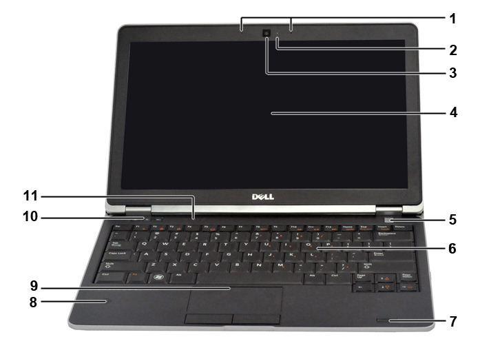 Note Dell Latitude E6230 Core I5 8gb 256 Gbssd 12,5 Win7 64