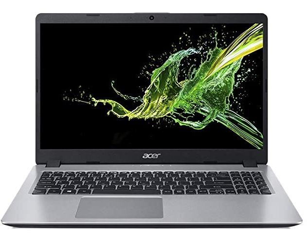 "Notebook Acer Aspire 5 A515-52G-50NT, Intel Core i5-8265U, 8GB, HD 1TB, SSD 128GB, NVIDIA GeForce MX130 2GB, Windows 10 Home, 15.6"" Prata"
