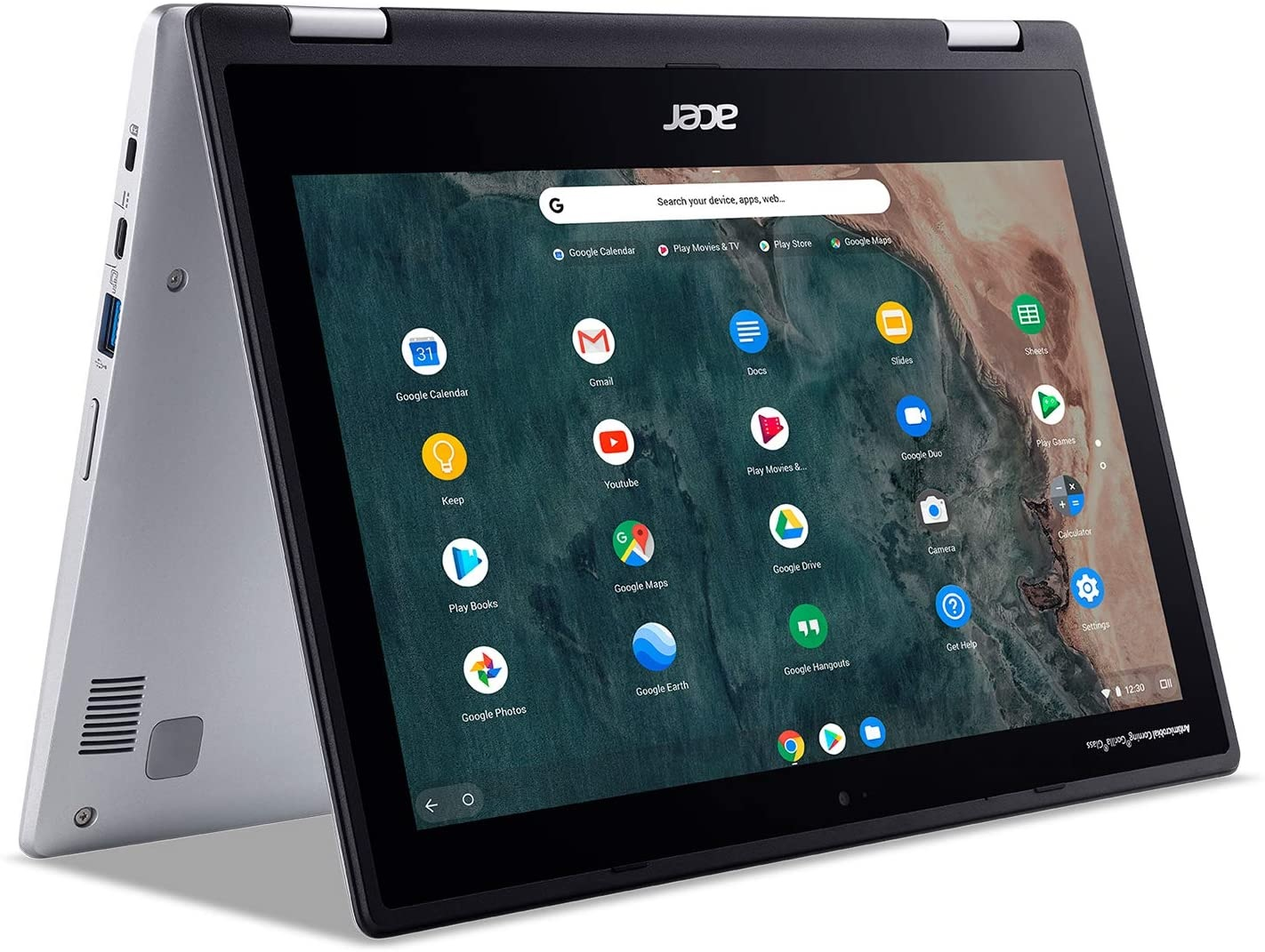 Notebook Acer Chromebook 11.6 R721t-488h Amd 4gb 32gb Touch