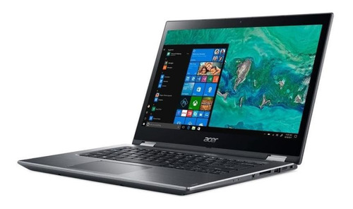 Notebook Acer Spin 3 Core I3 2em1 Tela Touch 14 Vira Tablet