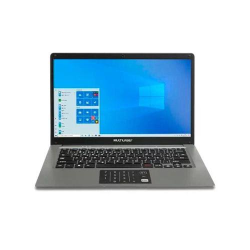Notebook Multilaser Legacy 32gb Intel Win10 Quadcore 2gb Ram PC131