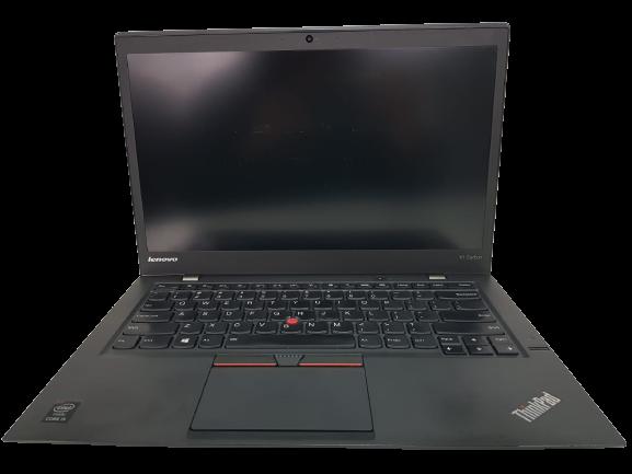 Notebook Thinkpad X1 Carbon 3Rd Gen Core I5 Ssd 180 / 4 Ram