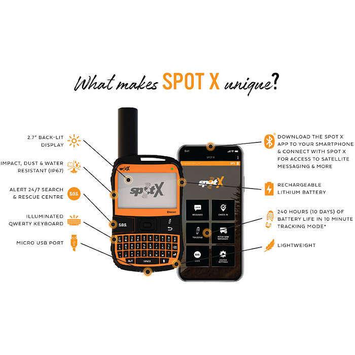 Promoção Dia dos Namorados (Combo) Spot X Comunicador Satelital Bidirecional Com Bluetooth + Spot X Comunicador Satelital Bidirecional Com Bluetooth