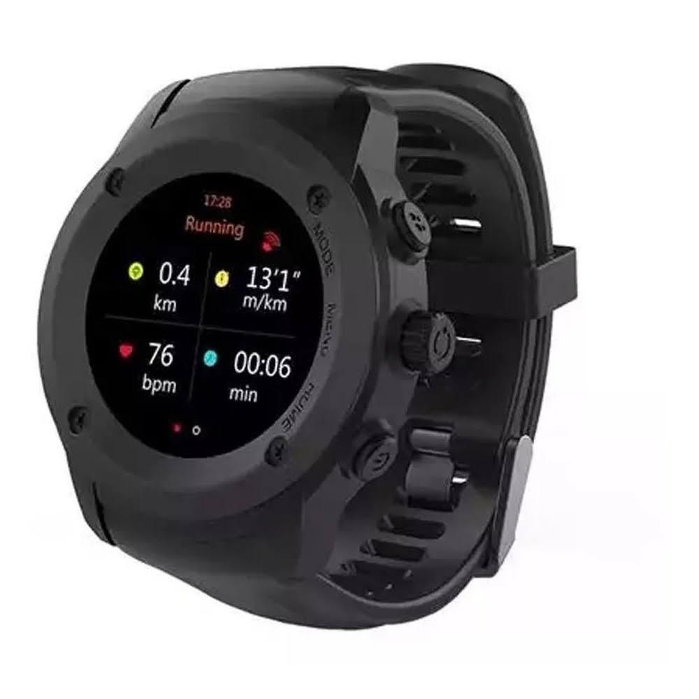 Relógio Smartwatch Bluetooth Multilaser Sw2 Plus P9080 Gps