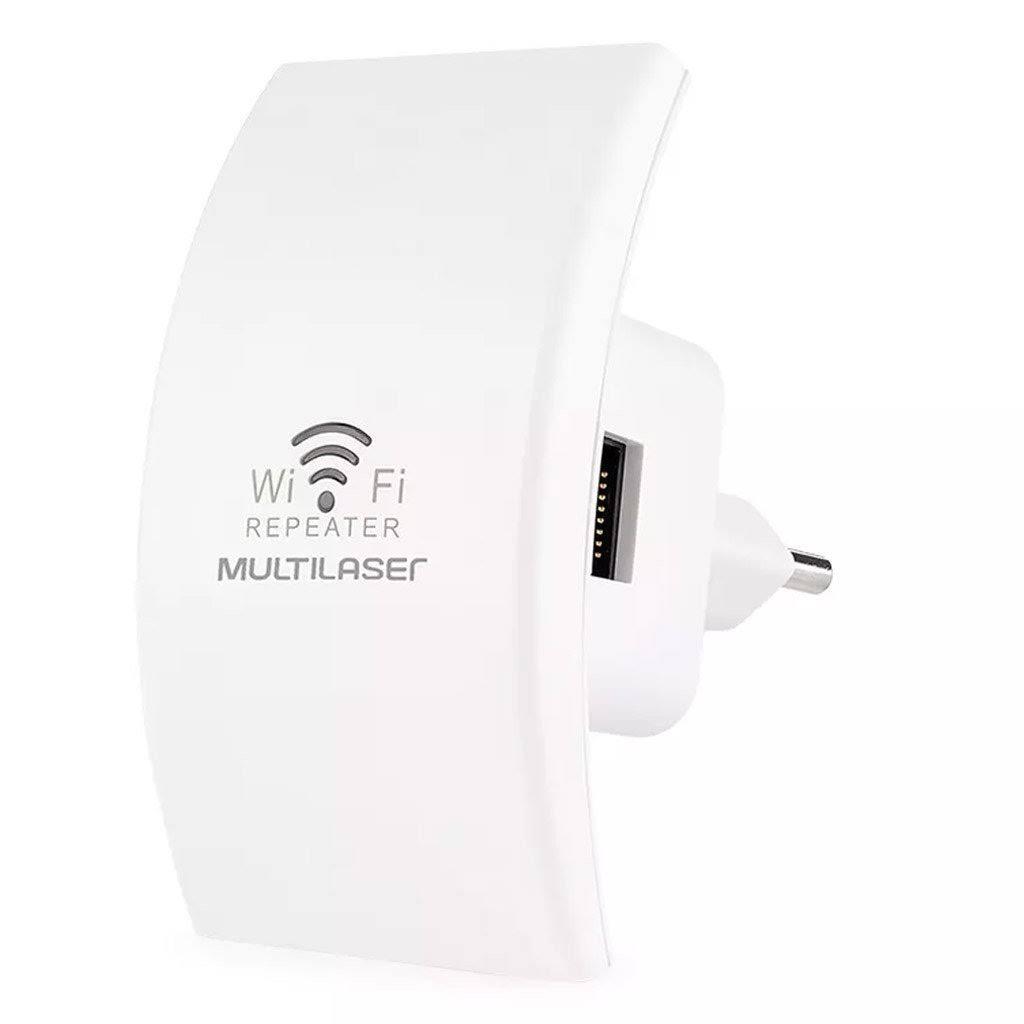 Repetidor Wireless N 300mbps  Bivolt Branco Re055