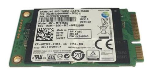 Samsung Pm851 256gb Ssd De Msata Mz-mte256d