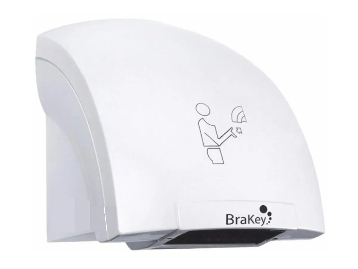 Secador de Mãos Automático CR-100 Brakey 220v - Semi novo