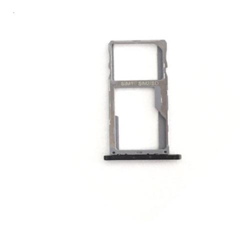 Slot Sim Card Bandeja 2 Preta 5186 Tcl T7 (nano Sim)