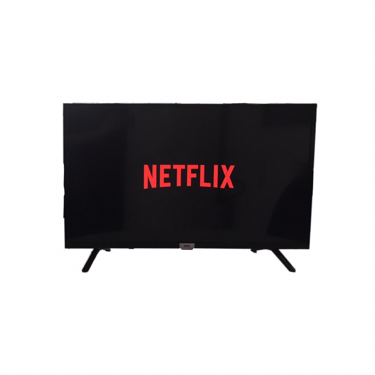 "Smart TV LED 32"" SEMP TCL 32S6500 Android Wi-Fi - HDR Inteligência Artificial 2 HDMI USB (semi-nova com detalhe na tela)"