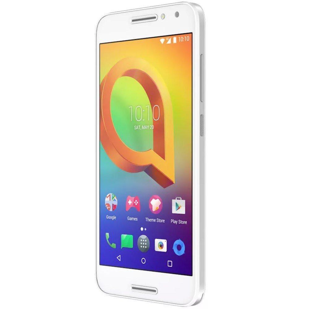 Smartphone Alcatel A3 Dual Chip 5046J Desbloqueado BRANCO